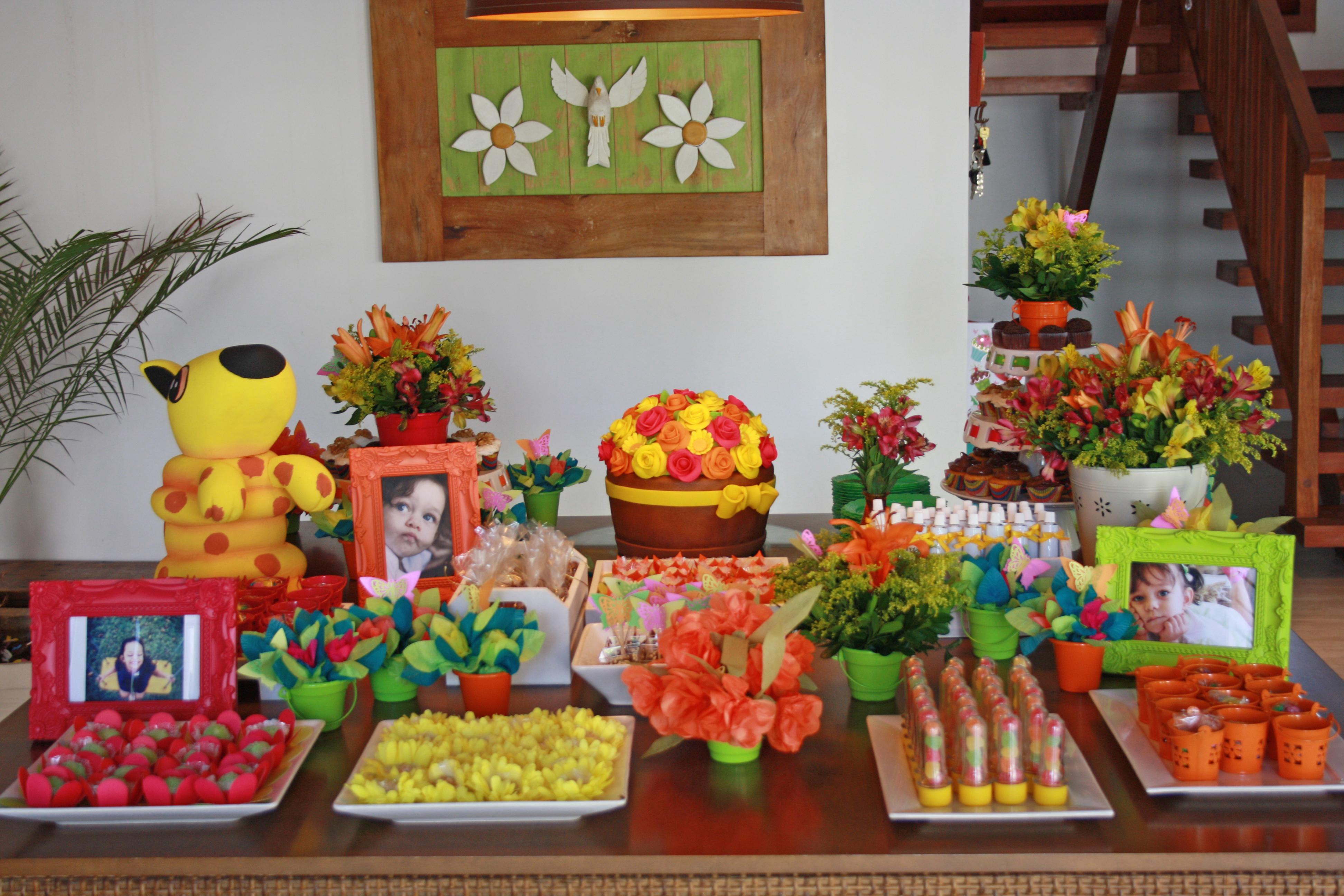 festa jardim da clarilu : festa jardim da clarilu:Festa de Aniversário: Jardim da Clarilú! – Corujices