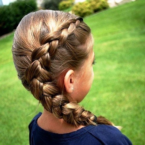 Super Ideias para penteados em meninas! - Corujices AU36