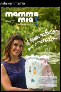 Tanta felicidade nesse novo projeto Primeira revistamammamia by corujices Uhuuu!hellip