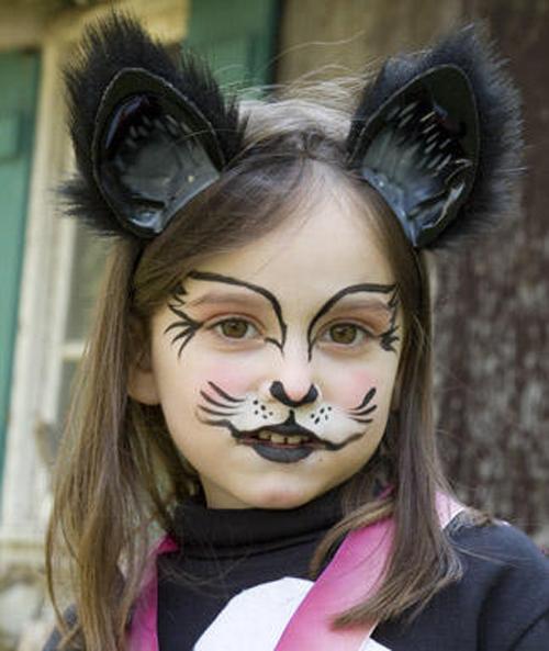 Fantasias para Halloween das crianças - Corujices