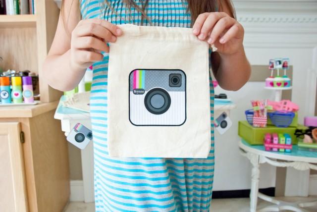 Resultado de imagem para festa de aniversario tema instagram