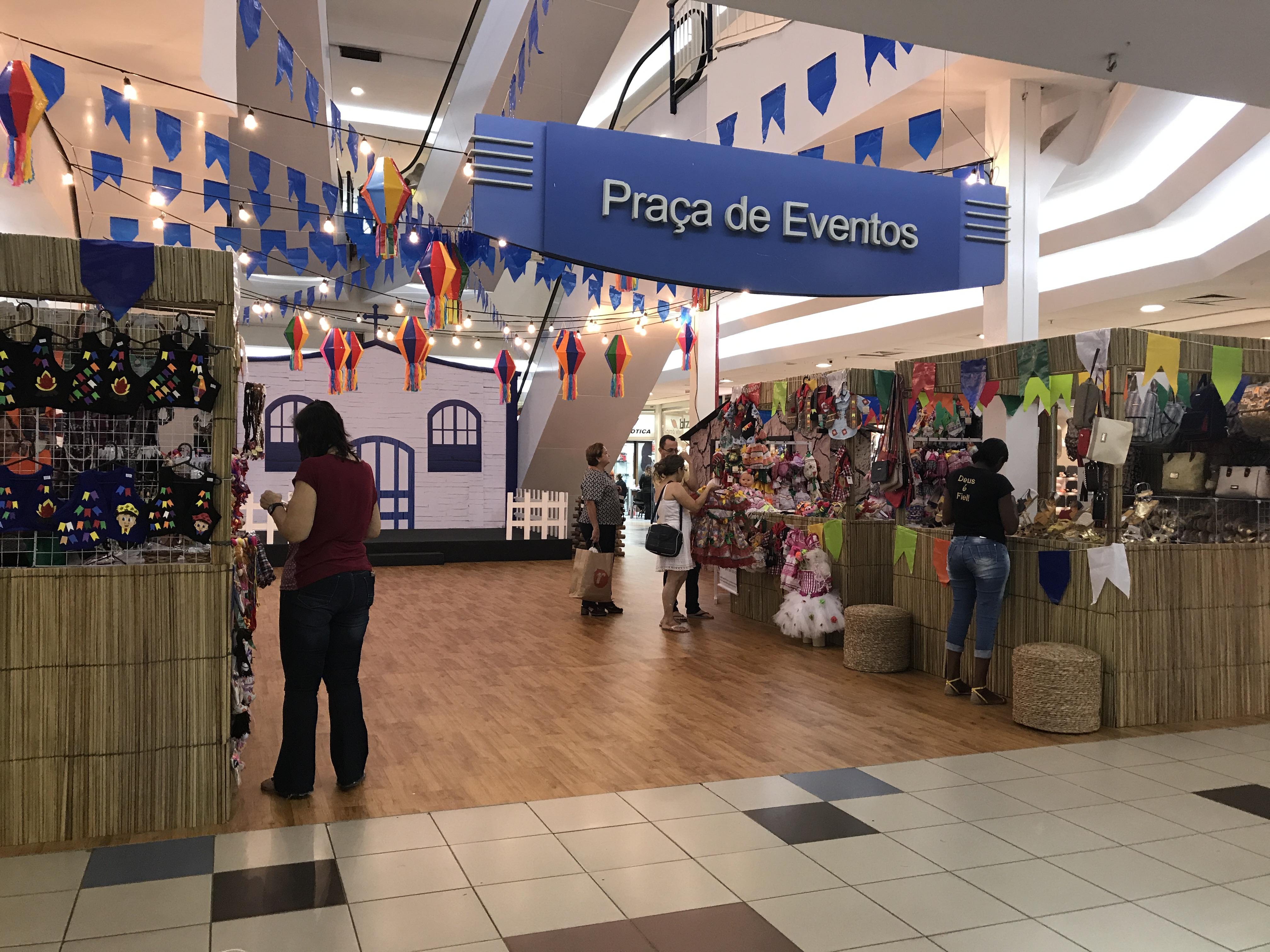2e3268ea2db Atividades Juninas no Shopping Boa Vista - Corujices